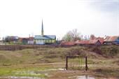`Центральная площадь` села Малый рясь