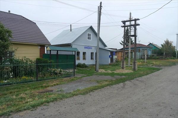 Почта России в деревне