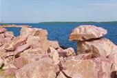 Вид на Онежское озеро