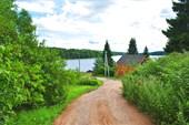 Валдайское озеро.