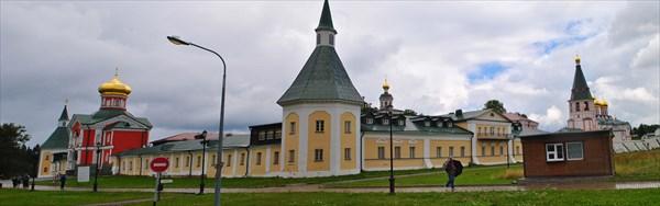 Валадайский Иверский Монастырь