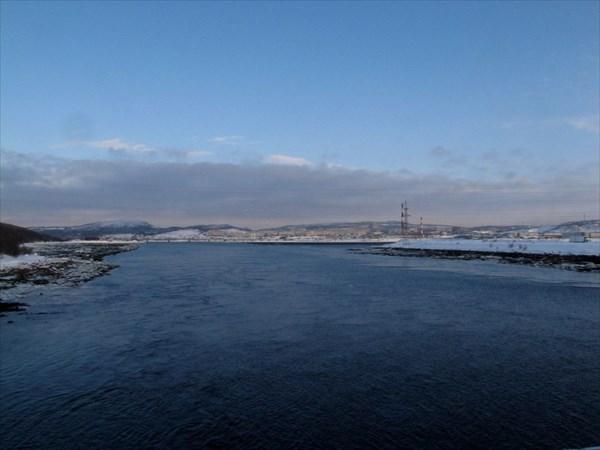 Река Тулома
