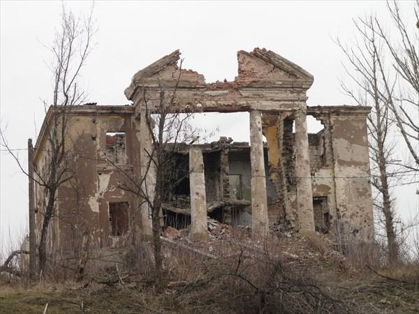 Бывший дворец культуры