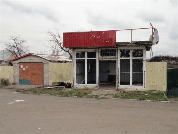 Уничтоженные магазины