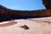 Пляж Хидден-бич