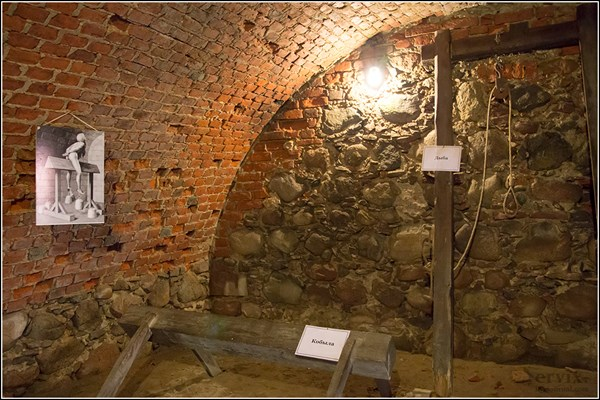 Музей инквизиции, Шаакен
