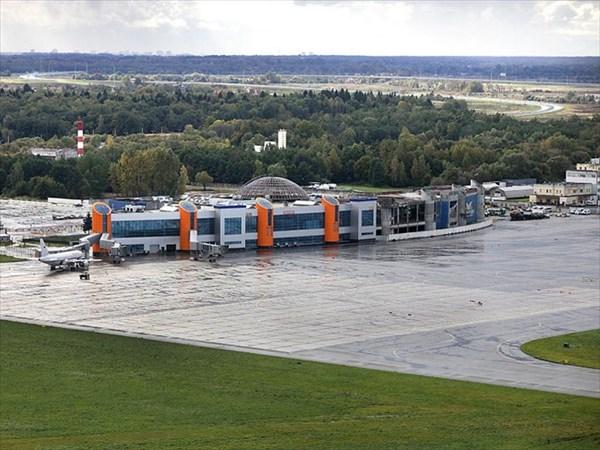 Аэропорт Храброво, Калининград