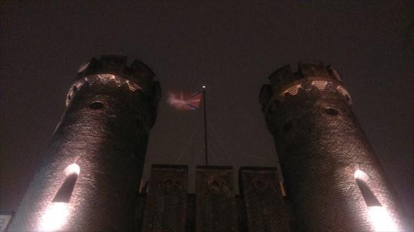 Фридрихбургские ворота