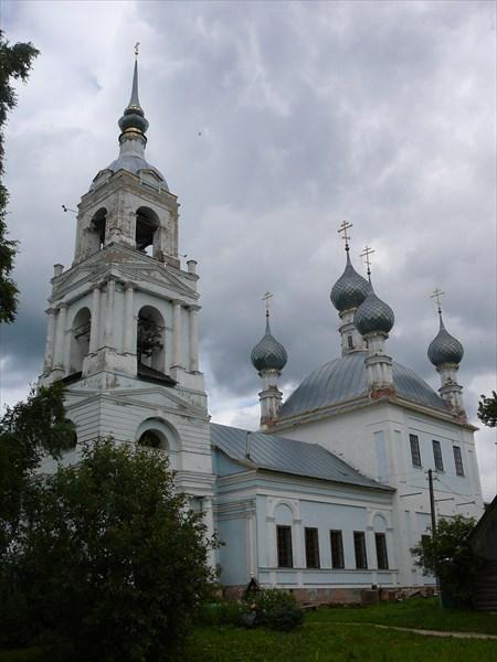 Церковь в Давыдово