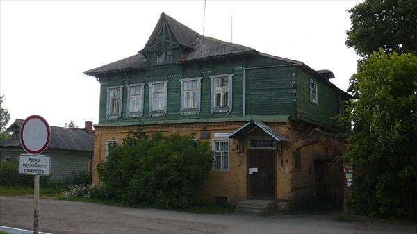 Местный домик в Борисоглебском