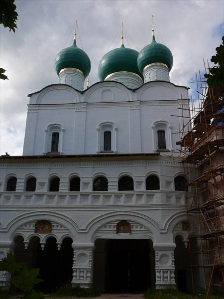 Борисоглебский монастырь. Южные ворота
