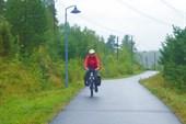 Сразу велодороржка