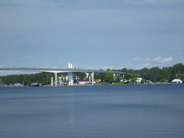 Мост в Pumala