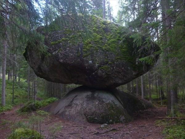 Kumakivi - странный камень