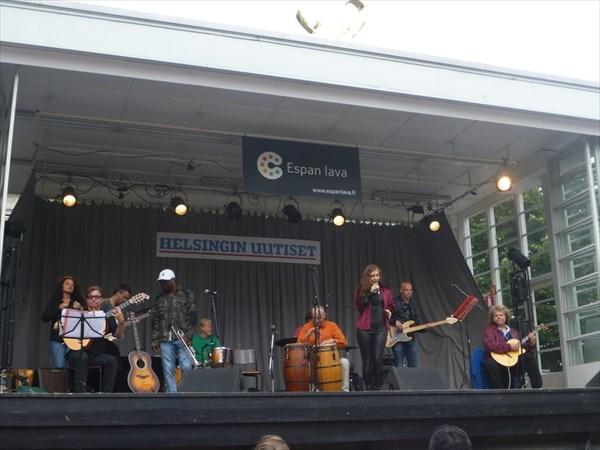Концерт латинской музыки