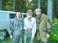 Встреча на реке, братья из Екатеринбурга.