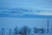 Заснеженный Байкал. 2013-03-16-07:11:30
