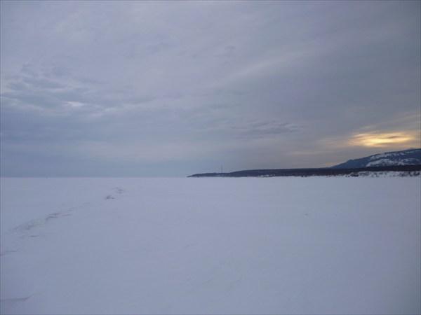 Восточный берег. 2013-03-16-07:39:46
