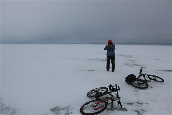 Добрались до льда. 2013-03-16-14:10:01