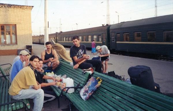 Приехали в Рязань