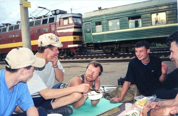 Завтрак на вокзале