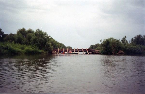 Препятствие мост
