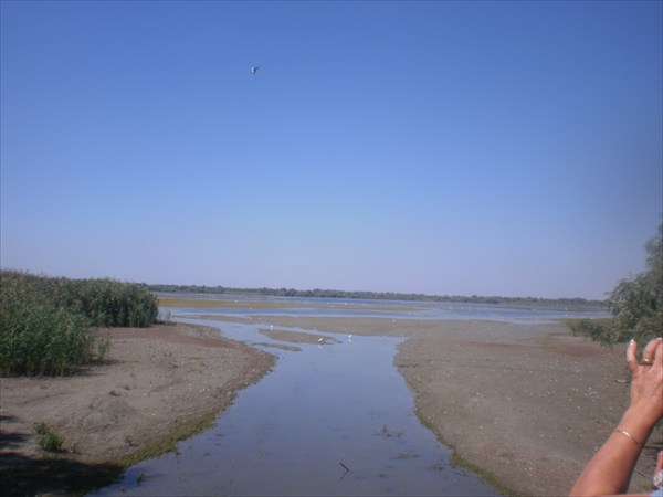 Озеро Небуну