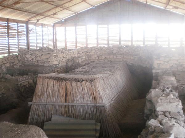 Раскопки базилики