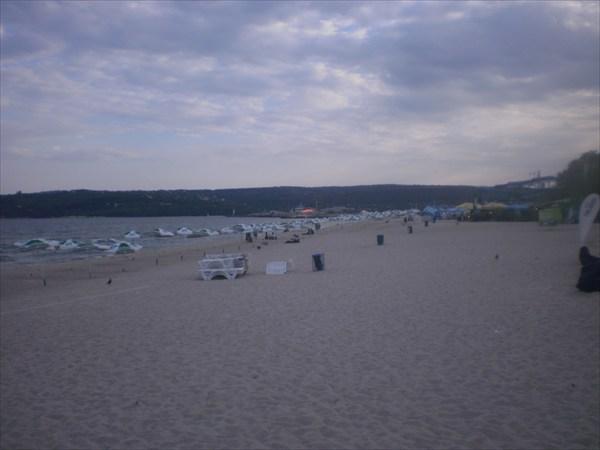 Варненский пляж