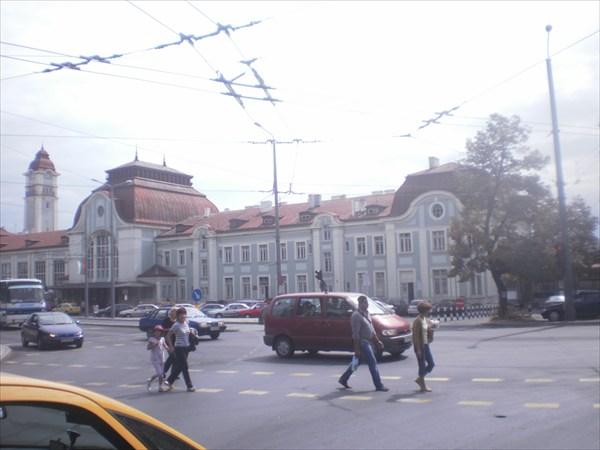 Вокзал Бургас