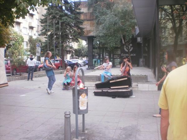 Болгарские скрипачки