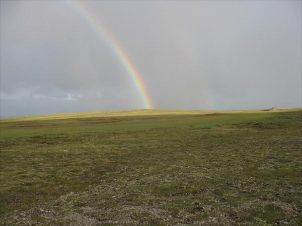 IMG_8986 Двойная радуга.