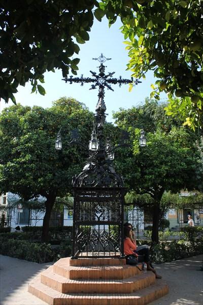 Площадь Санта Крус