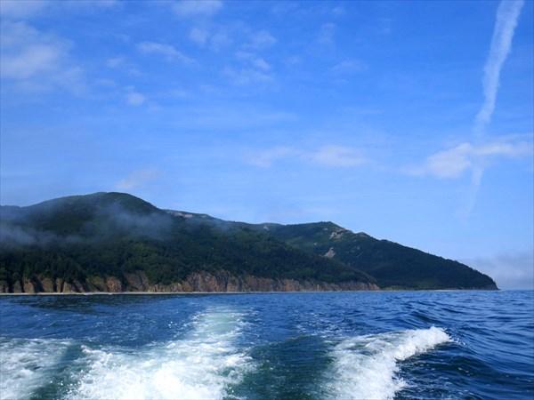 Идем по морю
