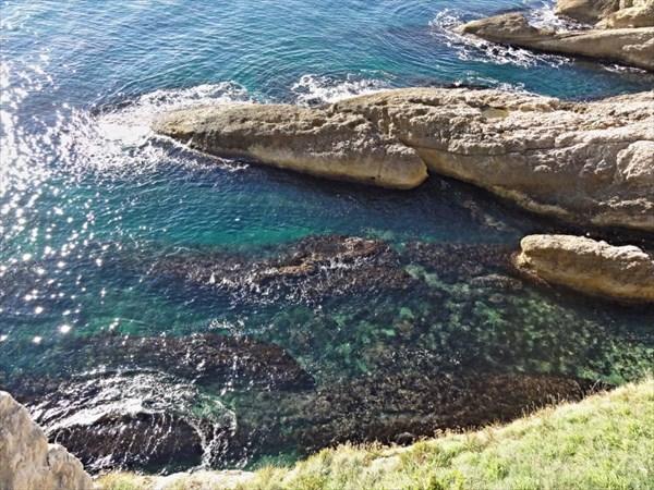 Прозрачная вода Адриатики
