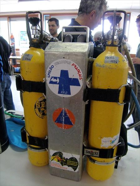 Ребризеры в подводной спелеологии - уже реальность
