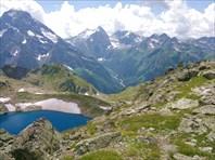 Горные озера и водопады Архыза