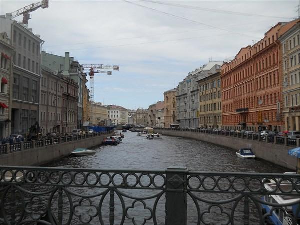 Канал Грибоедова..