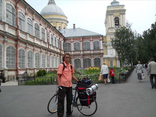 Александро Невская Лавра