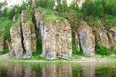 121 Каменные колонны
