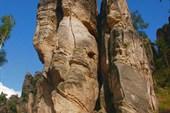 Праховские скалы / Самые разнообразные камни