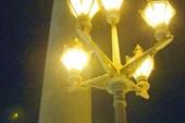 Столб на Дворцовой площади