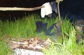 Ночевка у реки