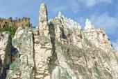 Стены замков Мойеро