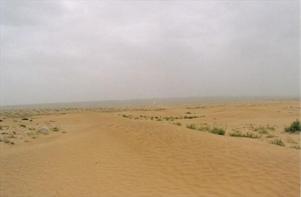 Предгорная пустыня [А.Чхетиани]
