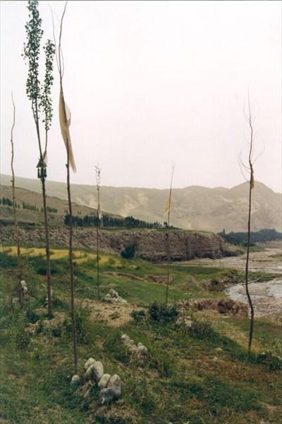Кладбище в Полу [А.Чхетиани]