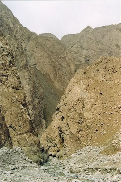 В каньоне притока [А.Чхетиани]