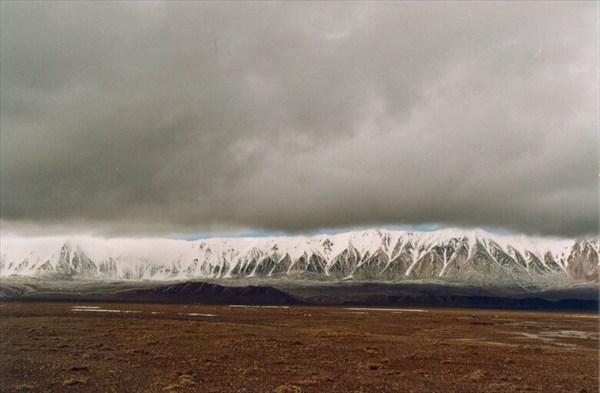 Передовой шеститысячный хребет Куньлуня – южный склон [А.Чхетиани]