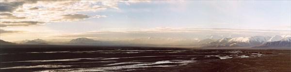 Общая панорама плато Губайлык [А.Чхетиани]