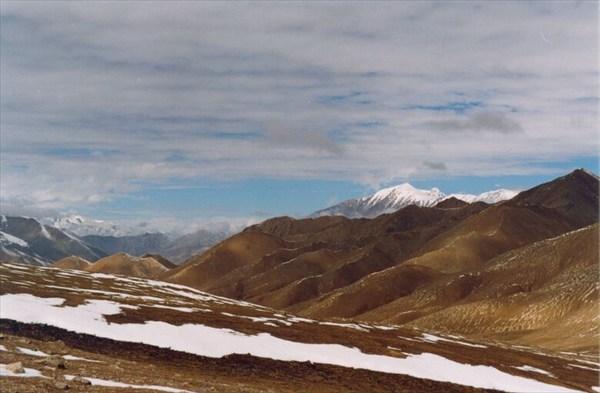 На перевале Куджикбулак [А.Чхетиани]